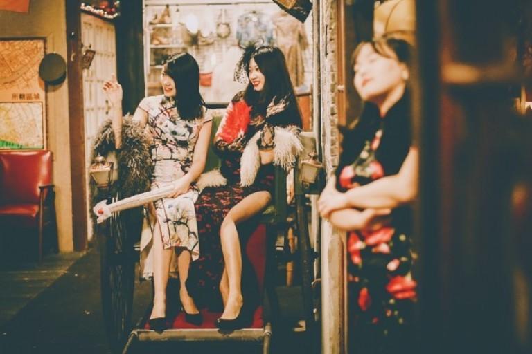 上海古董店巡礼‖舞一场华丽的繁华旧梦