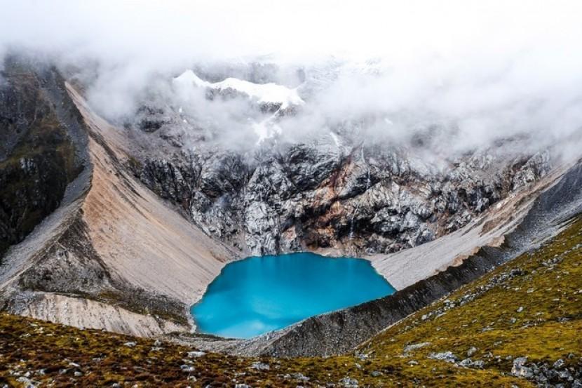 从库拉岗日到曲登尼玛,行走在人迹罕至的喜马拉雅山麓